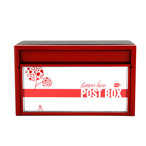RED post box 우편함2